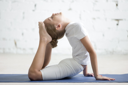 Kinderyoga Pose