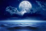 Kinderyoga Stundenbilder - Winter nacht