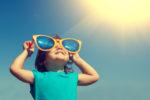 Yoga für Kinder - Sonnenbrille