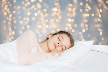 Karma Kids Yoga Sleeping