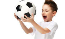 kinderyoga fußball
