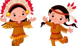 indianer kinderyoga