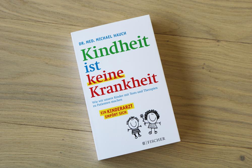 Kinderyoga Buch Kindheit ist keine Krankheit