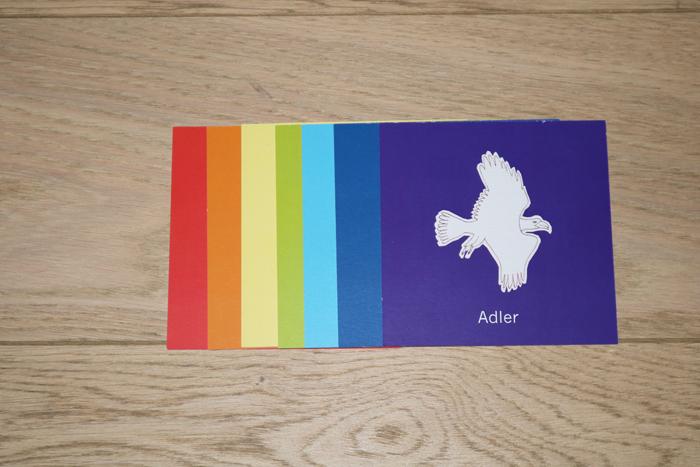 Manduky Yoga Karten für Kinder